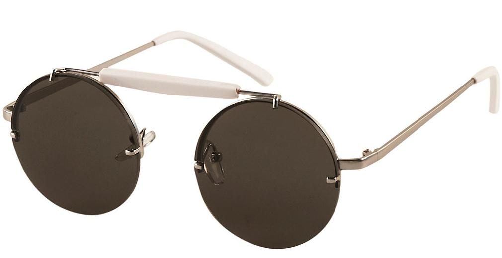 003c321a631c3 De olho na tendência  Óculos redondo